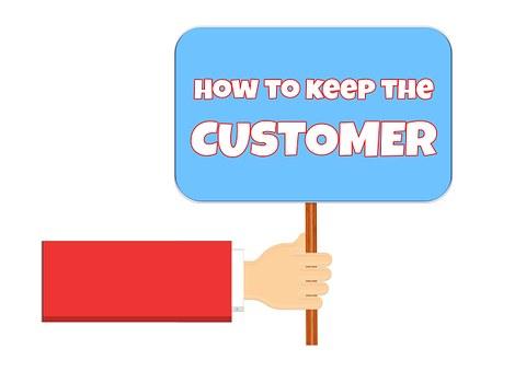 שימור לקוחות